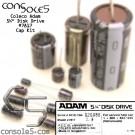Coleco Adam 5.25 Floppy Drive Model 7817 Cap Kit