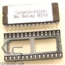 Colecovision No Delay BIOS Chip & Socket Kit (NTSC)