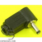 TurboExpress, Lynx, Game Boy Power Connector / Plug (Right Angle)