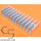 DIP40 Tall Heat Sink: Glue On / Thermal Epoxy Style (DIP 40)
