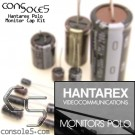 Hantarex Polo 25 / 28 Arcade Monitor Cap Kit