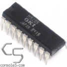 M5205 - OKI ADPCM Speech IC for TurboGrafx CD / TurboDuo