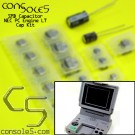 NEC PC Engine LT SMD Cap Kit