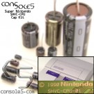 Super Nintendo SNES Cap Kit (SHVC Models)