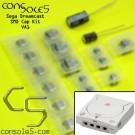 Sega Dreamcast VA1 Surface Mount SMD Cap Kit