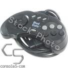 Sega Saturn Controller: Mad Catz Advanced Control Pad (with Turbo)