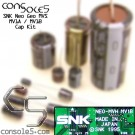 SNK Neo Geo MVS MV1A / MV1B Cap Kit