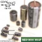 SNK Neo Geo MVS MV4F MV-4F Cap Kit