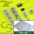 Sony Playstation PS1 SMD Cap Kit - Rev PU20 PU-20