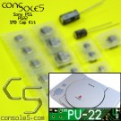 Sony Playstation PS1 SMD Cap Kit - Rev PU22 PU-22