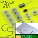 Sony Playstation PS1 SMD Cap Kit - Rev PU23 PU-23