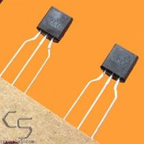 ON Semi / Fairchild 2N3906 PNP General Purpose Amplifier Transistor BJT - Genuine