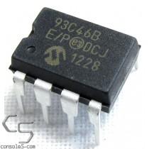 93C46 EEPROM for Atari Jaguar cartridge PCBs