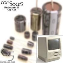 Macintosh SE & SE FDHD Nichicon VX Axial Electrolytic Cap Kit