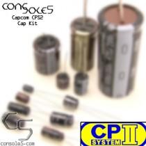 Capcom CPS2 Main Board Cap Kit - 93646A-3 - CP System II