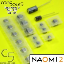 Sega Naomi 2 Arcade Video Game System SMD Cap Kit - Naomi TWO