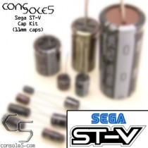 Sega ST-V Titan Arcade Video Game System Cap Kit (11mm sized caps)