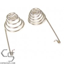 AA Battery Spring Pair, Solder Type (Xbox 360 Controller)