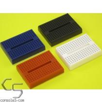 Mini Breadboard: 3.5cm x 4.5cm