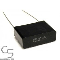 0.01uF 275V Panasonic Metallized Polyester Film X2 Safety Capacitor