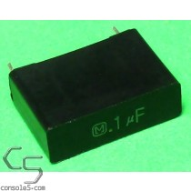 0.1uF 275V Panasonic Metallized Polyester Film X2 Safety Capacitor