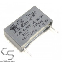 0.01uF 300VAC 1000VDC Kemet Metallized Polypropylene Film Y2 Safety Capacitor Y2/X1