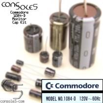 Commodore Amiga 1084-D & 1084S-D (Daewoo) Monitor Cap Kit 1084D