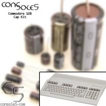 Commodore 128 Computer Cap Kit
