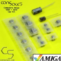 Commodore Amiga 4000 + 3640 CPU Board Cap Kit (Surface Mount SMD version)