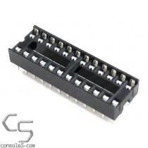 24 pin DIP IC chip sockets 24p DIP24 NARROW