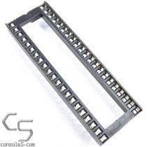 42 pin DIP IC chip sockets (Atari Jaguar PCB socket)