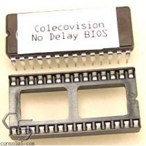 Colecovision No Delay BIOS Chip & Socket Kit (NTSC)