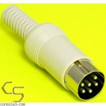 DIN 6 Plug