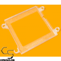 Mounting Bracket for FunnyPlaying DMG RETRO PIXEL IPS LCD KIT - Clear Filament