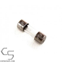 Fuse: 125V 2A for fuse holders (3DO FZ-10)