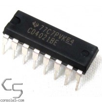 CD4021 8-Bit Shift Register CD4021BE PDIP-16 (NES Controller)