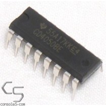 CD4050 CMOS Hex Buffer/ Converters (Atari 2600 & 5200) 4050