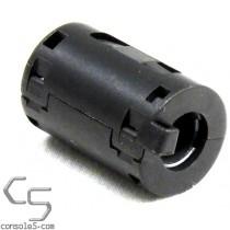 Ferrite Core / Bead EMI choke filter for Power, Audio, Video cables