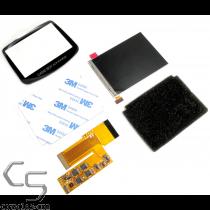 Modern IPS Backlit LCD Upgrade Kit for original Nintendo Game Boy Advance (GBA)