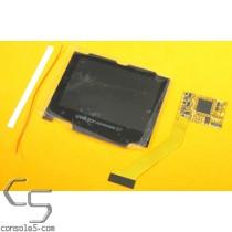 Nintendo Game Boy Advance SP Modern IPS Backlit LCD Upgrade Kit (GBASP)
