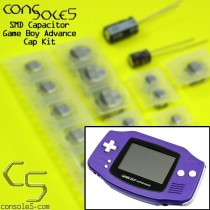 Game Boy Advance SMD Cap Kit (GBA)