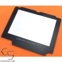 GLASS Game Boy Advance SP New Replacement Lens / Screen Cover