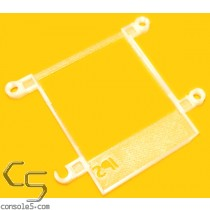 "v3 Nintendo Game Boy Classic / DMG-01 IPS 3.2"" IPS LCD RIPS Mounting Bracket - Clear Filament"