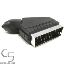Reclaimed SCART / JP21 Plug 21 Pin Male Cable Connector