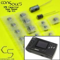 Sega Nomad SMD Cap Kit