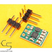 Pololu 5V Step-Up/Step-Down Voltage Regulator S7V7F5: Output 5v  from 2.7V - 11.8V