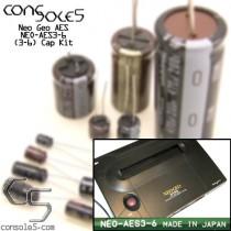 SNK Neo Geo AES - NEO-AES 3-6 Cap Kit