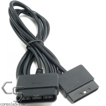 Playstation 1 / 2 Controller Extension Cable - 6 Foot (1.8M) - PS1 PS2
