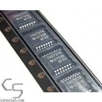 THS7374 4-Channel SDTV / HDTV Video Amplifier RGB THS7374IPWR TSSOP