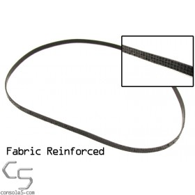 Fabric Reinforced Commodore 1541 1551 Mitsumi / Newtronics / Alps Floppy Drive spindle belt